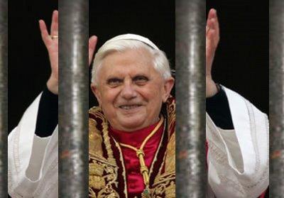 Papież Benedykt XVI skazany na 25 lat więzienia