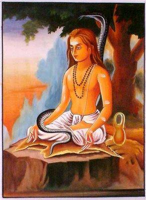 Sri Mahavatar Goraksha Natha - Nagaraja Kriya Babaji
