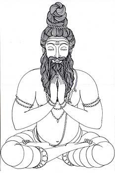 Padmasana - Main Raja Yoga Asana